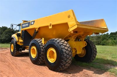 USED 2011 VOLVO A40F OFF HIGHWAY TRUCK EQUIPMENT #2429-6