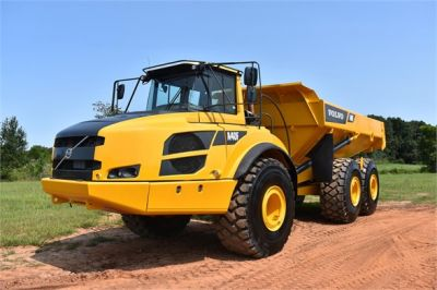 USED 2011 VOLVO A40F OFF HIGHWAY TRUCK EQUIPMENT #2429-7