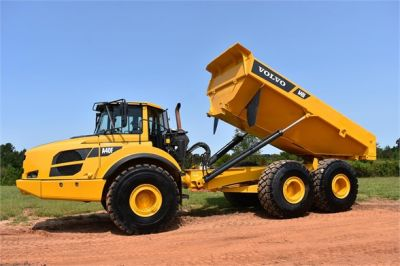 USED 2011 VOLVO A40F OFF HIGHWAY TRUCK EQUIPMENT #2429-8