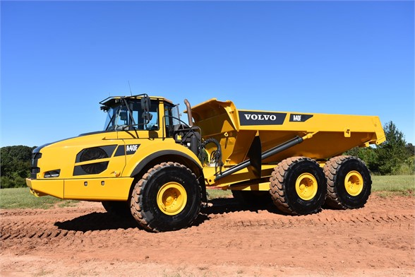 USED 2011 VOLVO A40F OFF HIGHWAY TRUCK EQUIPMENT #2430