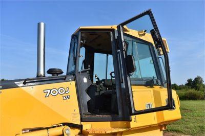 USED 2013 DEERE 700J XLT DOZER EQUIPMENT #2434-26