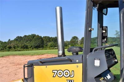 USED 2013 DEERE 700J XLT DOZER EQUIPMENT #2434-31