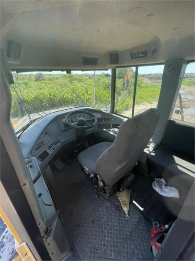USED 2011 VOLVO A30E OFF HIGHWAY TRUCK EQUIPMENT #2438-16