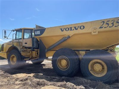 USED 2011 VOLVO A30E OFF HIGHWAY TRUCK EQUIPMENT #2438-2