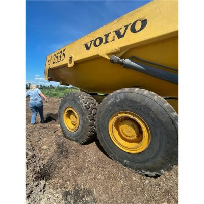 USED 2011 VOLVO A30E OFF HIGHWAY TRUCK EQUIPMENT #2438-3