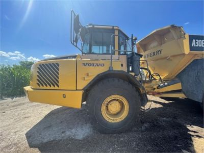 USED 2011 VOLVO A30E OFF HIGHWAY TRUCK EQUIPMENT #2438-4
