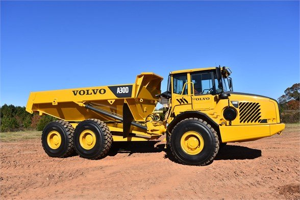 USED 2006 VOLVO A30D OFF HIGHWAY TRUCK EQUIPMENT #2464