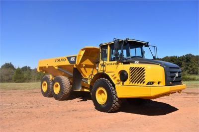 USED 2009 VOLVO A25E OFF HIGHWAY TRUCK EQUIPMENT #2465-2