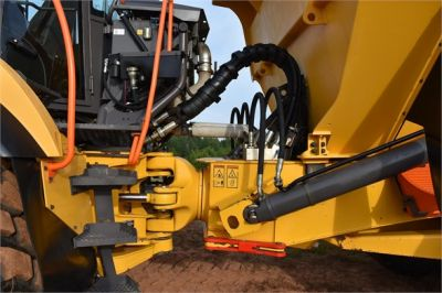 USED 2016 VOLVO A40G OFF HIGHWAY TRUCK EQUIPMENT #2467-10