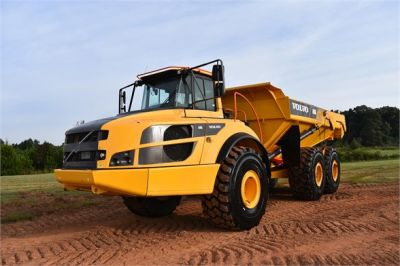 USED 2016 VOLVO A40G OFF HIGHWAY TRUCK EQUIPMENT #2467-2