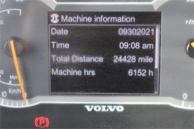 USED 2016 VOLVO A40G OFF HIGHWAY TRUCK EQUIPMENT #2467-21