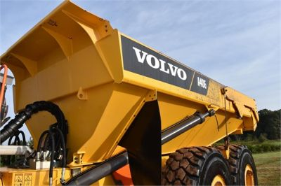 USED 2016 VOLVO A40G OFF HIGHWAY TRUCK EQUIPMENT #2467-25