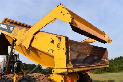 USED 2016 VOLVO A40G OFF HIGHWAY TRUCK EQUIPMENT #2467-27
