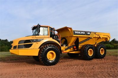 USED 2016 VOLVO A40G OFF HIGHWAY TRUCK EQUIPMENT #2467-3