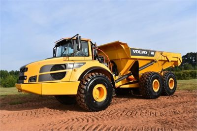USED 2016 VOLVO A40G OFF HIGHWAY TRUCK EQUIPMENT #2467-32