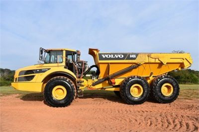 USED 2016 VOLVO A40G OFF HIGHWAY TRUCK EQUIPMENT #2467-33