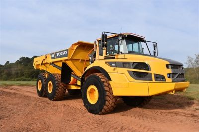USED 2016 VOLVO A40G OFF HIGHWAY TRUCK EQUIPMENT #2467-34
