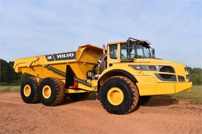 USED 2016 VOLVO A40G OFF HIGHWAY TRUCK EQUIPMENT #2467-35