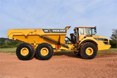 USED 2016 VOLVO A40G OFF HIGHWAY TRUCK EQUIPMENT #2467-36