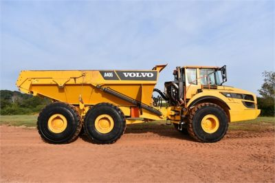 USED 2016 VOLVO A40G OFF HIGHWAY TRUCK EQUIPMENT #2467-37