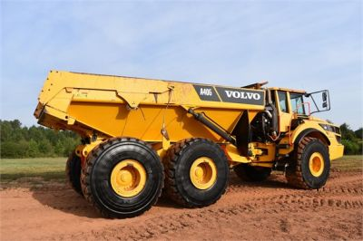 USED 2016 VOLVO A40G OFF HIGHWAY TRUCK EQUIPMENT #2467-38
