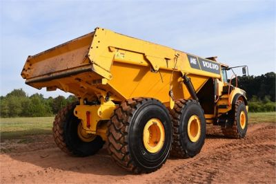 USED 2016 VOLVO A40G OFF HIGHWAY TRUCK EQUIPMENT #2467-39