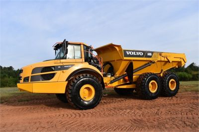 USED 2016 VOLVO A40G OFF HIGHWAY TRUCK EQUIPMENT #2467-4