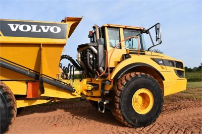 USED 2016 VOLVO A40G OFF HIGHWAY TRUCK EQUIPMENT #2467-41