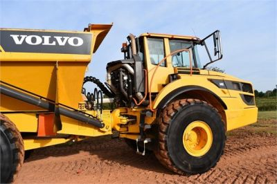 USED 2016 VOLVO A40G OFF HIGHWAY TRUCK EQUIPMENT #2467-42