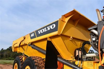 USED 2016 VOLVO A40G OFF HIGHWAY TRUCK EQUIPMENT #2467-43