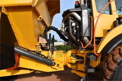 USED 2016 VOLVO A40G OFF HIGHWAY TRUCK EQUIPMENT #2467-44