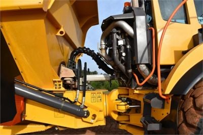 USED 2016 VOLVO A40G OFF HIGHWAY TRUCK EQUIPMENT #2467-45
