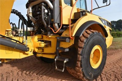 USED 2016 VOLVO A40G OFF HIGHWAY TRUCK EQUIPMENT #2467-46