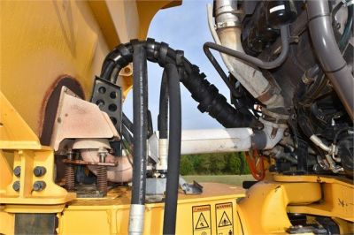 USED 2016 VOLVO A40G OFF HIGHWAY TRUCK EQUIPMENT #2467-49