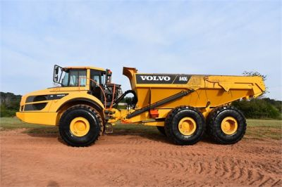 USED 2016 VOLVO A40G OFF HIGHWAY TRUCK EQUIPMENT #2467-5