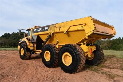 USED 2016 VOLVO A40G OFF HIGHWAY TRUCK EQUIPMENT #2467-6