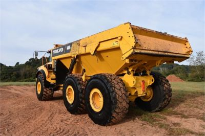 USED 2016 VOLVO A40G OFF HIGHWAY TRUCK EQUIPMENT #2467-7