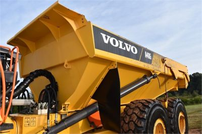 USED 2016 VOLVO A40G OFF HIGHWAY TRUCK EQUIPMENT #2467-8