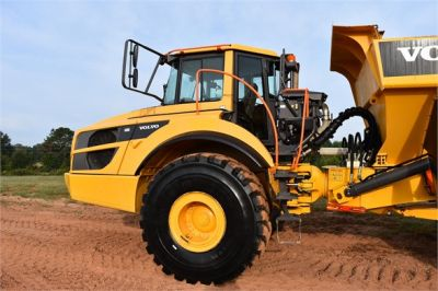USED 2016 VOLVO A40G OFF HIGHWAY TRUCK EQUIPMENT #2467-9