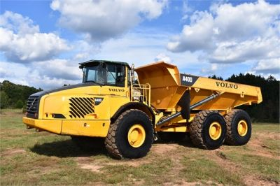 USED 2005 VOLVO A40D OFF HIGHWAY TRUCK EQUIPMENT #2489-1