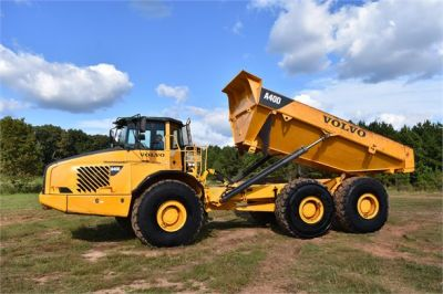 USED 2005 VOLVO A40D OFF HIGHWAY TRUCK EQUIPMENT #2489-10