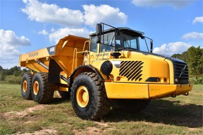 USED 2005 VOLVO A40D OFF HIGHWAY TRUCK EQUIPMENT #2489-11