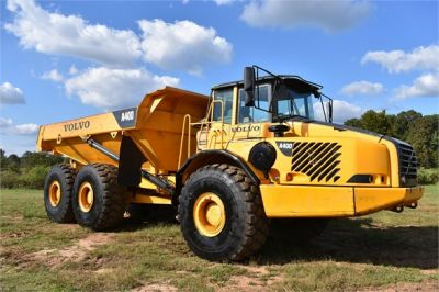 USED 2005 VOLVO A40D OFF HIGHWAY TRUCK EQUIPMENT #2489-12