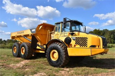 USED 2005 VOLVO A40D OFF HIGHWAY TRUCK EQUIPMENT #2489-13