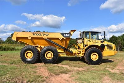 USED 2005 VOLVO A40D OFF HIGHWAY TRUCK EQUIPMENT #2489-14