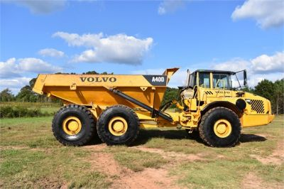 USED 2005 VOLVO A40D OFF HIGHWAY TRUCK EQUIPMENT #2489-15