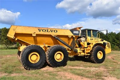 USED 2005 VOLVO A40D OFF HIGHWAY TRUCK EQUIPMENT #2489-16