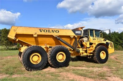 USED 2005 VOLVO A40D OFF HIGHWAY TRUCK EQUIPMENT #2489-17