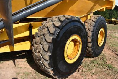 USED 2005 VOLVO A40D OFF HIGHWAY TRUCK EQUIPMENT #2489-19