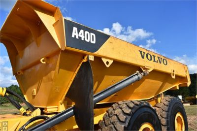 USED 2005 VOLVO A40D OFF HIGHWAY TRUCK EQUIPMENT #2489-20